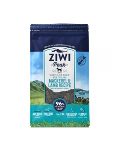 Ziwi Peak Air Dried Dog Food Mackerel & Lamb