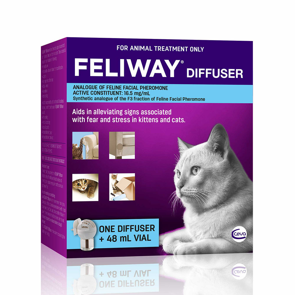 Top Reasons to Buy a Feliway Diffuser for Your Cat