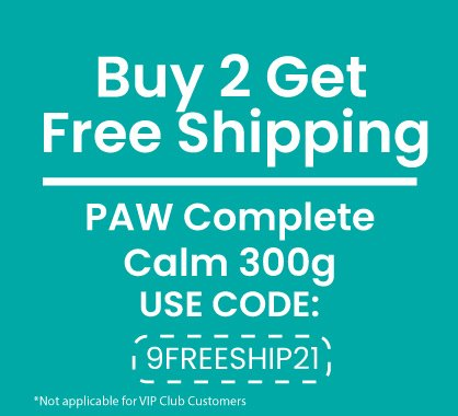 Buy 2 x Complete Calm 300g and get Free Shipping