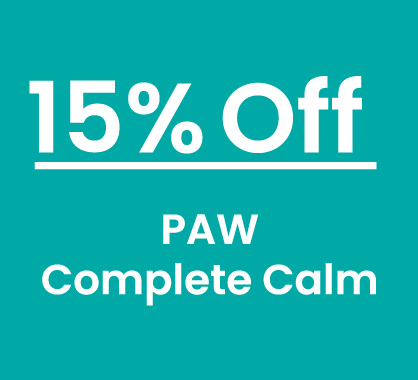 PAW Complete Calm 15% Off