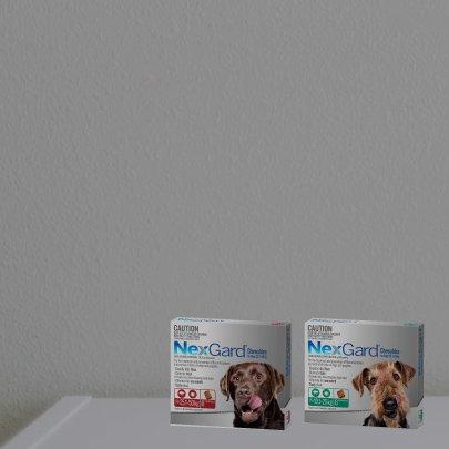 15% Off NexGard Chews 6 & 12 Packs